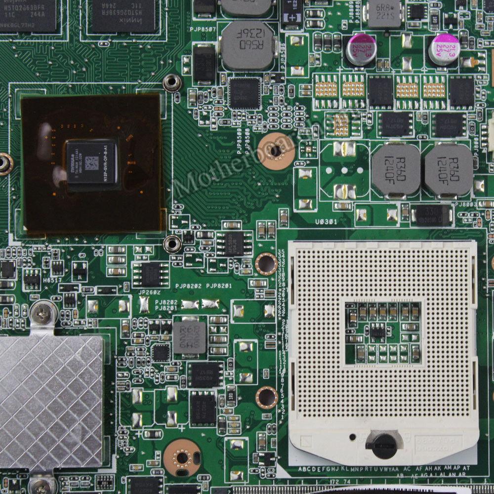 Asus P53E Genuine Laptop Intel Motherboard  ~60-N5GMB3000-C02~