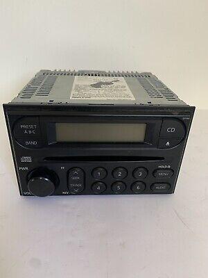00 01 02 03 04 Nissan Xterra Frontier Radio CD Player Stereo PP2449H 28185  8Z500   eBayeBay