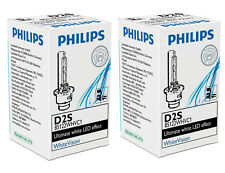 Philips D2S 85V 35W WhiteVision 6000K Xenon Projektion Lampe 2 ST 85122WHVC1 NEU