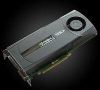 Nvidia Tesla C2075 | 6 GB GDDR5 ECC | 448 CUDA | 144 GB/s | 1.03 TF | HPC