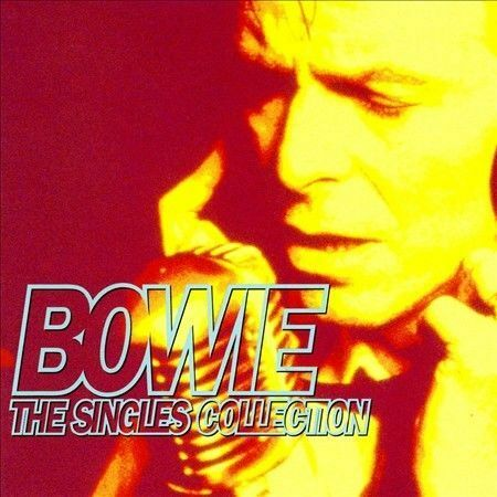 The Singles Collection by David Bowie (CD, Nov-1993, 2 Discs, EMI Music...