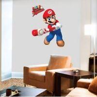 Nintendo Wall Graffix Mario Sluggers Baseball