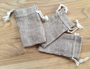 5-Small-Hessian-Drawstring-Bags-Burlap-Jute-Bag-Pouch-5-PACK