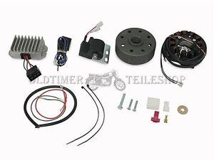Lichtmaschine-Zuendanlage-DKW-RT175-RT125-2H-12V-100W