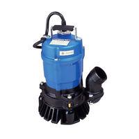 Tsurumi Hs2.4s 53 Gpm (2) Submersible Trash Pump Clean Out Pump Waterfall Pump