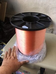 BULK-Ande-Premium-Monofilament-Line-14-000-yd-25-Lb-Test-Color-Pink-7-Lb-Spool