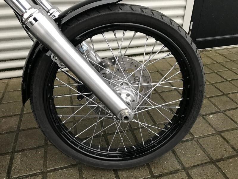 Harley-Davidson, FXDWG Dyna Wide Glide, ccm 1585