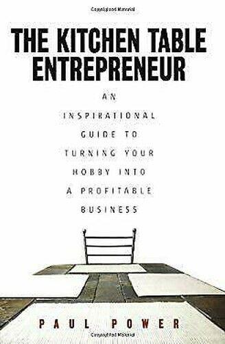 Kitchen Table Unternehmer Taschenbuch Paul Leistung