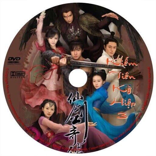 Kiem Tien Ky Hiep III ( 3 ) Phim Bo Trung Quoc