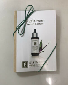 Eminence-Eight-Greens-Youth-Serum-6-Samples-sachet-2ml-Each-new-fresh