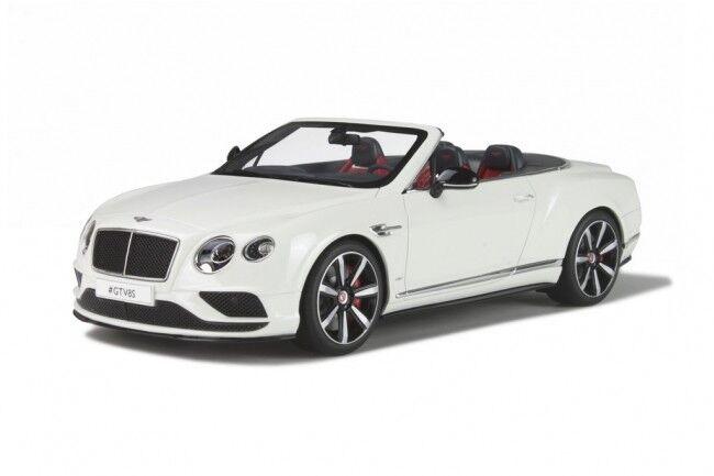 Bentley Continental GT v8 s cabriolet  nuevo  gt Spirit zm046  1 18