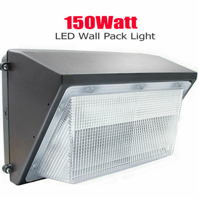 Wyzm 125w Outdoor Led Lighting Fixture For Building Home Security 600w Hps Equiv For Sale Online Ebay