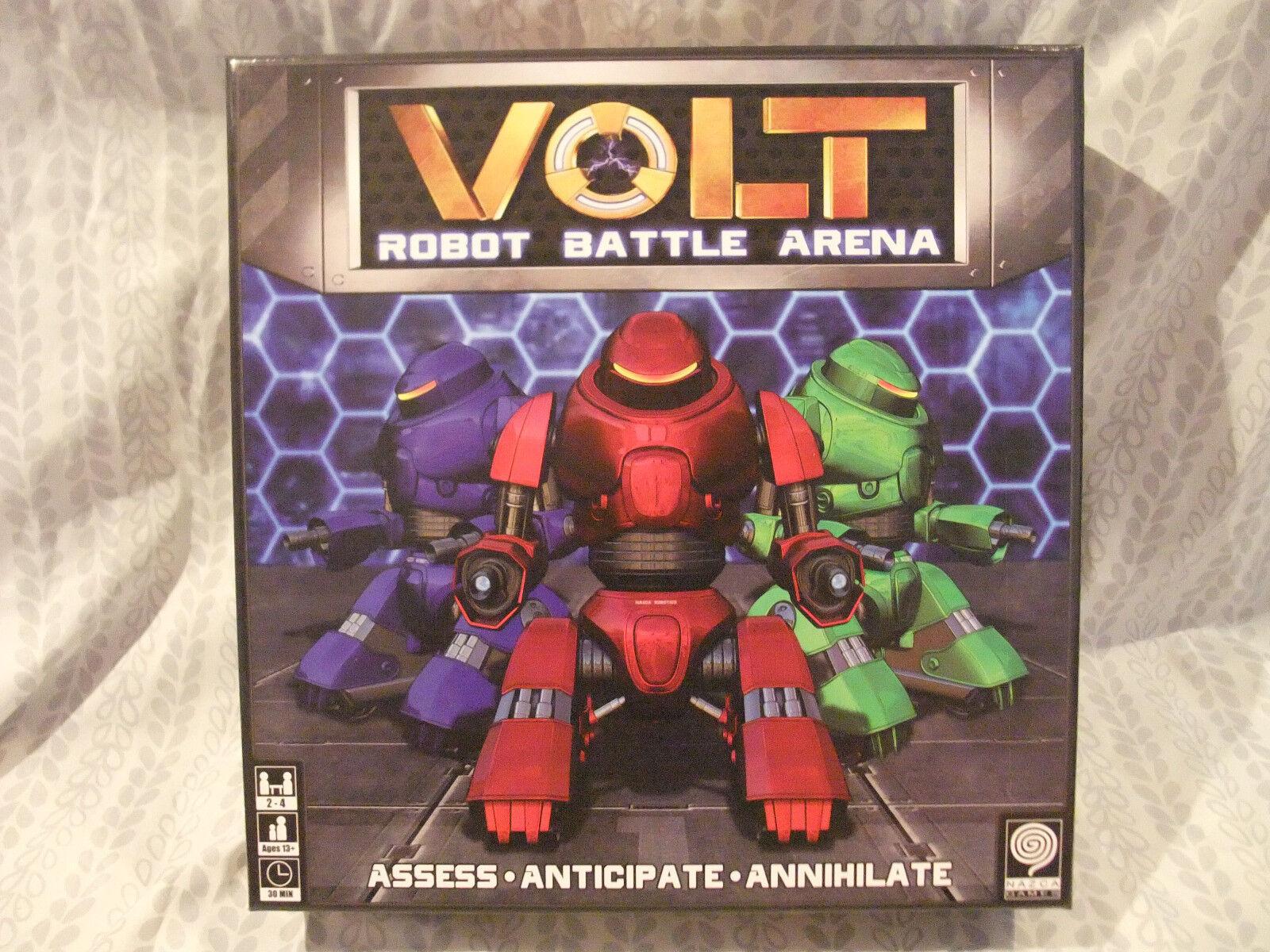 Kostenloser versand - volt - robbot battle arena bord spiel von nazca -