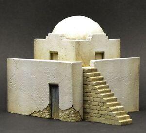 DioDump-DD068-North-African-house-Derna-1-72-scale-diorama-building