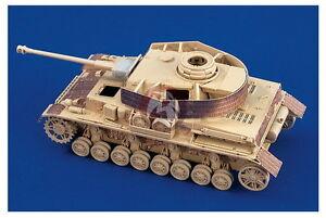 Verlinden-1-35-VP-1775-Panzer-IV-Revetement-Zimmerit-et-Accessoires