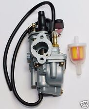 New Carburetor Suzuki LT-A50 2002-2005 LT50 LT 50 JR50 1984-1987 Quadrunner Carb