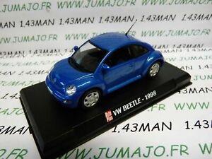 AP64G-voiture-1-43-AUTOPLUS-IXO-VW-VOLKSWAGEN-new-beetle-1998-bleu