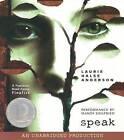 Speak by Laurie Halse Anderson (CD-Audio, 2006)