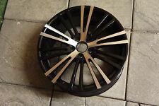 """1x 18"""" Zolder Style Alloy Wheel 5x100 fits VW Golf Bora Beetle Audi A3 TT R32"""