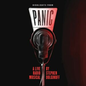 Details About Panic By Stephen Dolginoff Cd Highlights With Original New York Cast