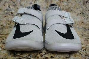 bdcd8326f8dc1 Nike NikeLab Air Sockracer Flyknit Pale Grey Lab Shoes 904580-002 sz ...