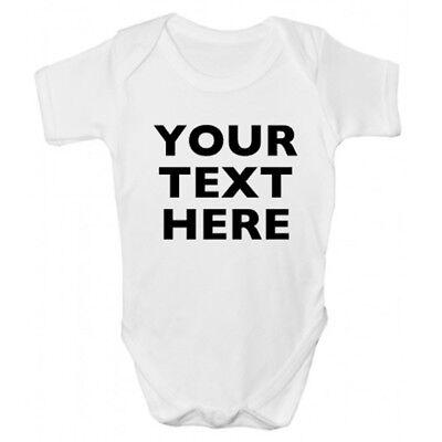 Personalizzata Bambino Cresce-personalizzato Bambini Clothing-mostra Il Titolo Originale Morbido E Antislipore