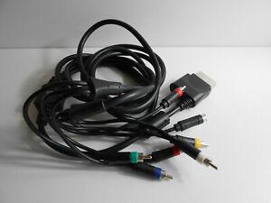 Xbox 360 / Xbox360 AV TV Kabel YUV Componenten