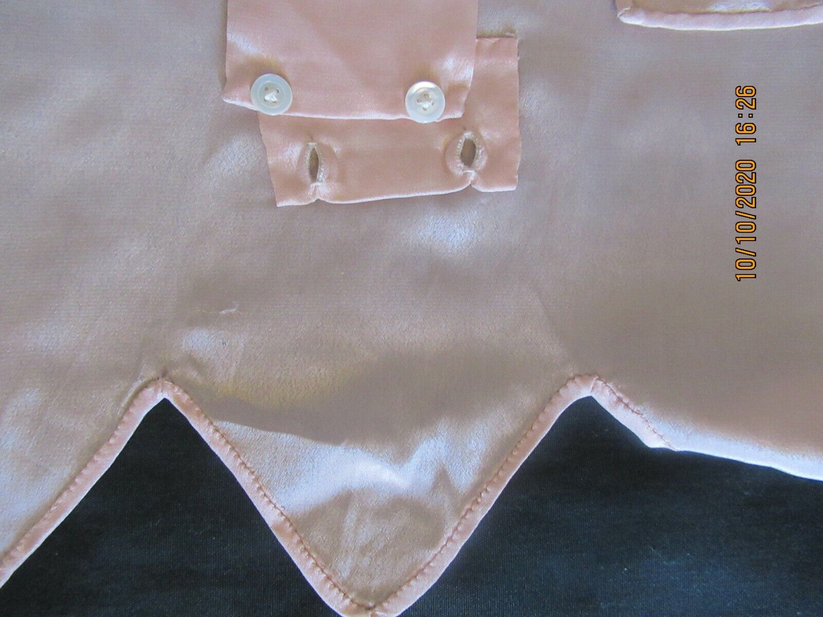Antique Edwardian Camisole Teddy Embroidered Lace  - image 8