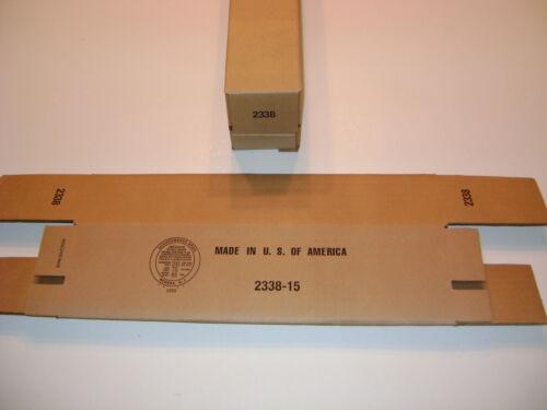 Lionel 2338 Milwaukee Road GP-7 Diesel Corrugated Licensed Box