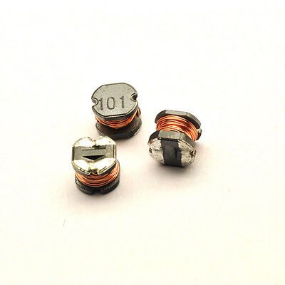 50pcs x SMD Power Inductors  4.7UH/10UH/22UH/33UH/47UH/100UH/220UH/330UH/470UH