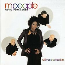 Ultimate Collection - M People Ft. Heather Small - CD