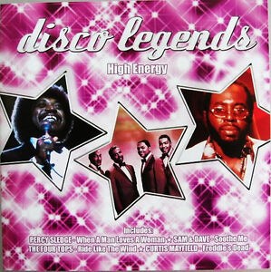 Compilation-CD-Disco-Legends-High-Energy-England-M-M-Scelle-Sealed