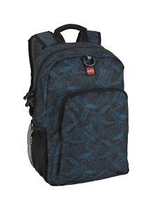 Lego Blue Print Heritage Classic Backpack