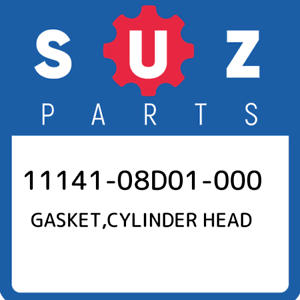 11141-08D01-000-Suzuki-Cylinder-head-gasket-1114108D01000-New-Genuine-OEM-Part