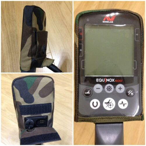 """The rainproof and dirtproof cover case for Minelab Equinox 600//800 /""""Nato/"""""""