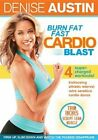 Denise Austin Burn Fat Fast Cardio BL 0012236222613 DVD Region 1