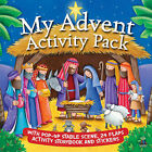 My Advent Activity Pack by Juliet David (Novelty book, 2015)