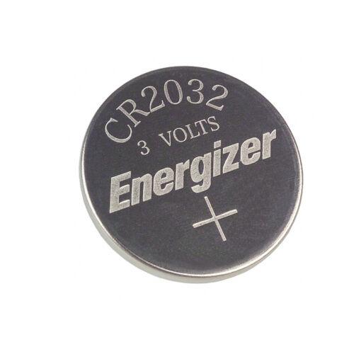 BATTERIEN LITHIUM für PC MAINBOARD NEU 2 STÜCK Energizer CR 2032