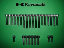Kawasaki KL250 KL 250cc Engine Cover SS Stainless Allen Screw Kit UK FREEPOST