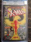 CGC 9.6 NM+ The Uncanny X-Men XMEN #125 1979 First appearance Mutant X (Proteus)
