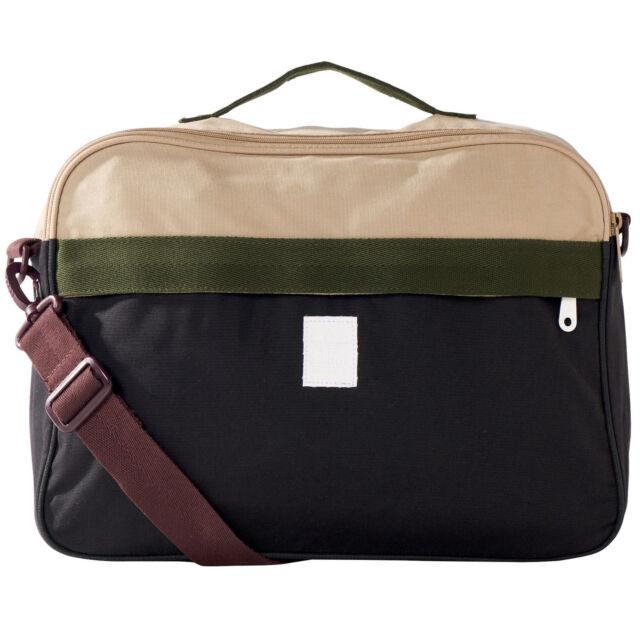 2374c4393e72 adidas Airliner Messenger Bag Shoulder Bag Handbag 2016 Canvas Black ...