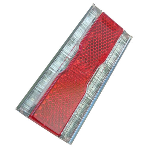 FOXEYE BIKE CYCLE DYNAMO REAR TAIL LIGHT LED  FOR LUGGAGE CARRIER RACK