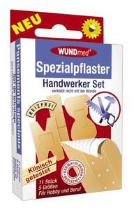 Wundmed Handwerker Pflaster Set Ebay