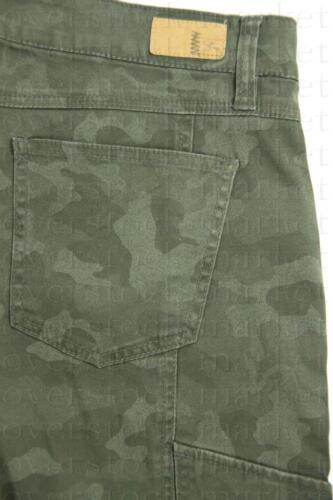 NEW WOMENS SUPPLIES BY UNIONBAY SKINNY FAUX CARGO PANT JEAN COTTON BLEND VARIETY