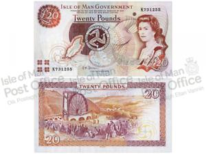 Isle Of Man £ 20 Billet (comme Neuf) (ai25)-afficher Le Titre D'origine Tv4dmiw1-07224751-532731387
