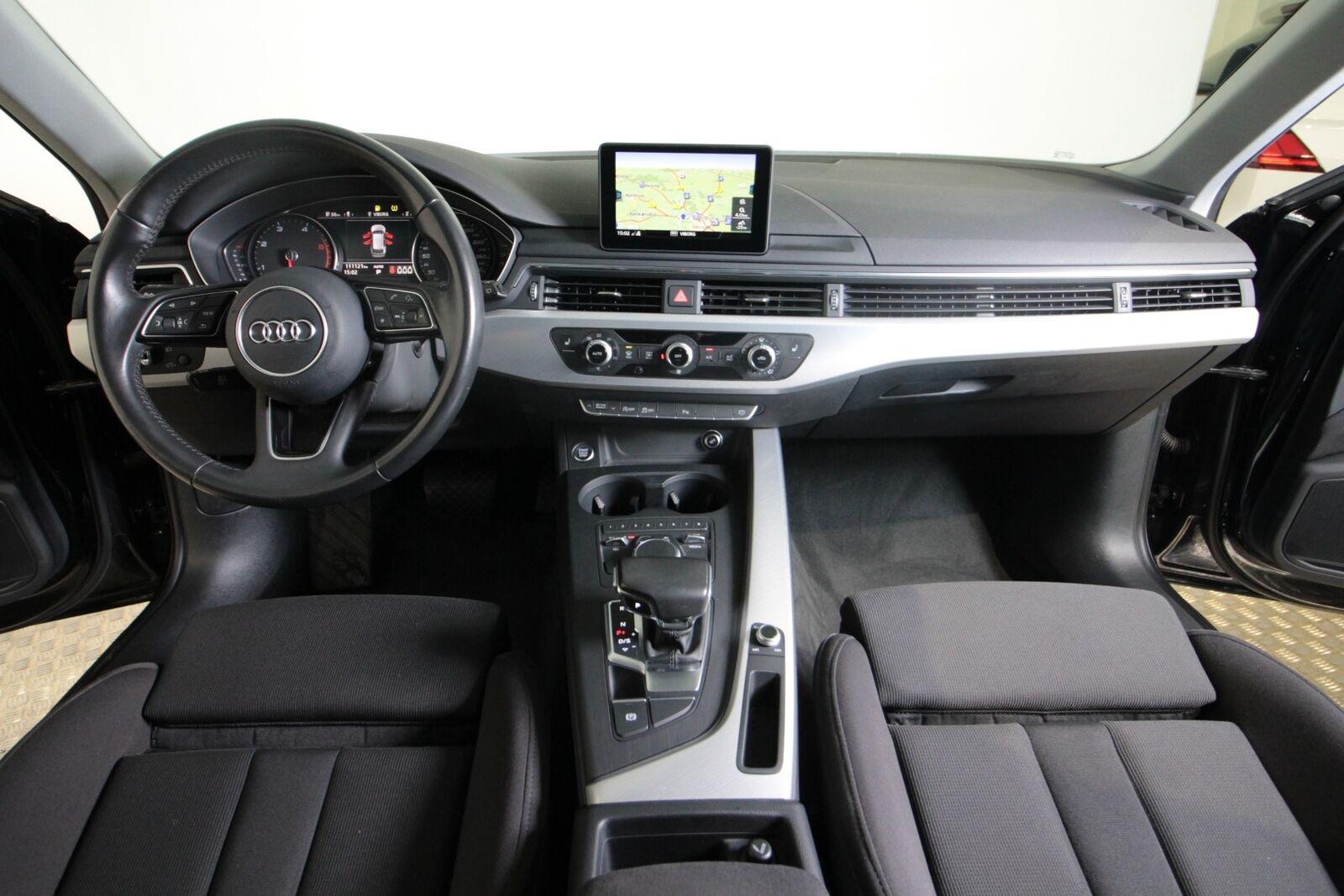 Audi A4 TDi 190 Sport Avant S-tr.