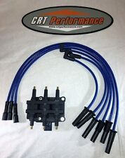 Jeep Wrangler Unlimited TUNE UP KIT BLUE - 2007-11 3.8L Sahara Rubicon X Sport