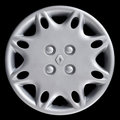 "5702//4 Renault Kangoo 09//1997-02//2003 Kit 4 Copricerchi coppa ruota 14/"" cod"