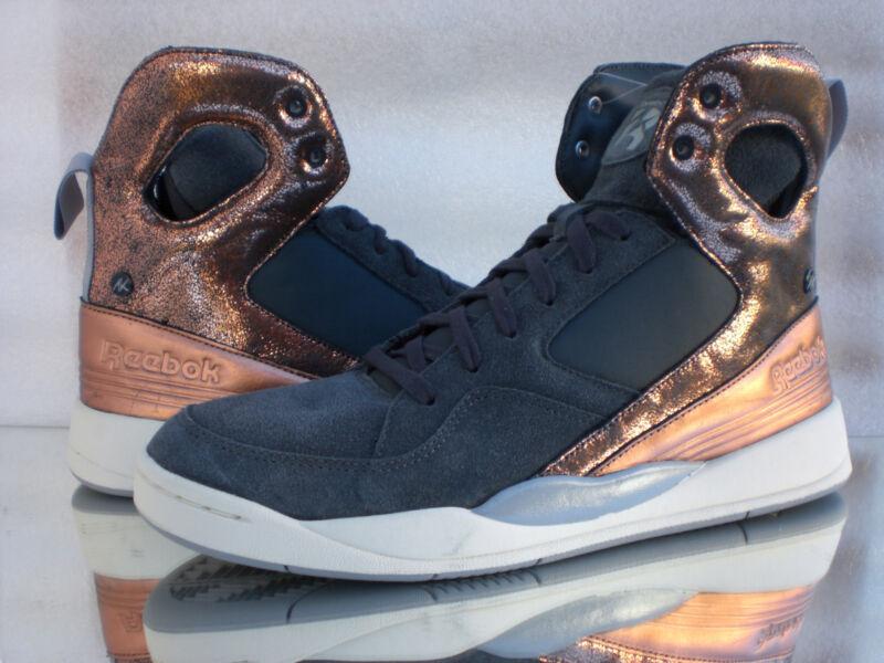 Reebok A. Keys Court V 60901 Sneaker Hi Top Alicia Keys New