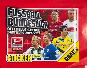Topps Bundesliga 2014/15 (Penny) 12 Sammelbilder NEU UNBESPIELT - Darmstadt, Deutschland - Topps Bundesliga 2014/15 (Penny) 12 Sammelbilder NEU UNBESPIELT - Darmstadt, Deutschland